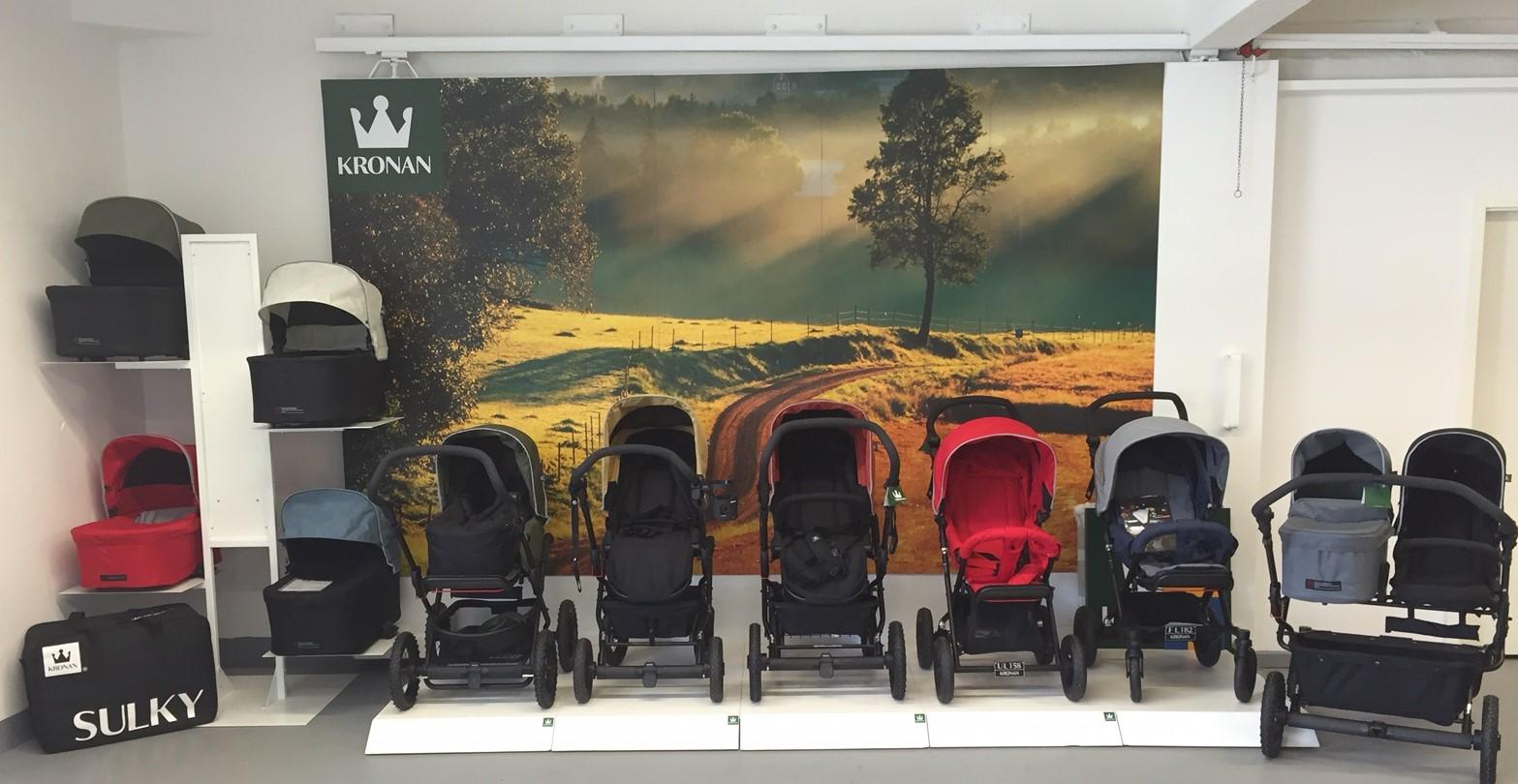 Kinderwagen Kronan
